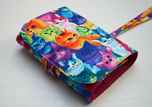 Pastelkovník - Barevná koťata 36+1