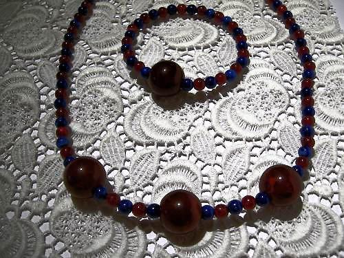 Babetta 3 - souprava náhrdelníku a náramku