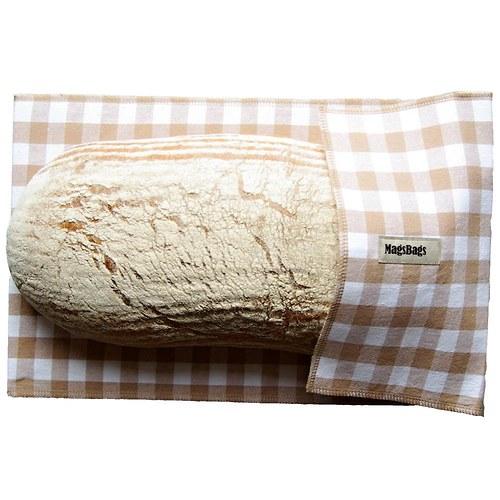 Chlebapsa - kapsa na váš chléb, béžová kostka