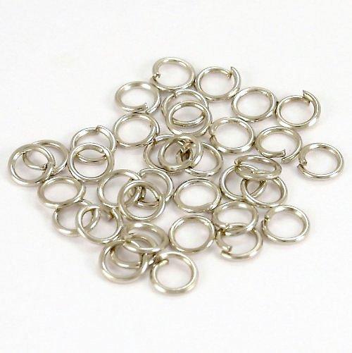 Platinové kroužky 5 mm (50 ks)