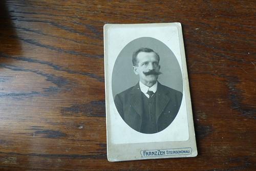 Franz... kabinetní fotografie