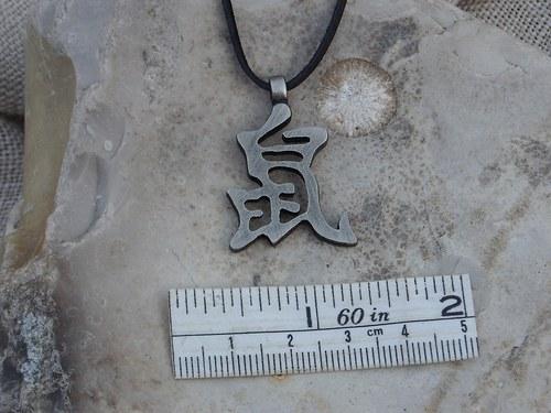 01 KRYSA - Čínský zodiac