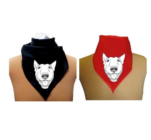 Bulteriér šátek