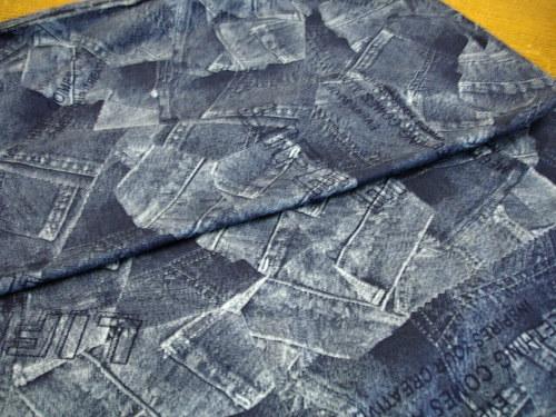Tištěná bavlna