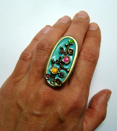 Tanay - velký prsten