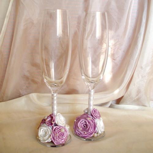 Svatebni sklenicky
