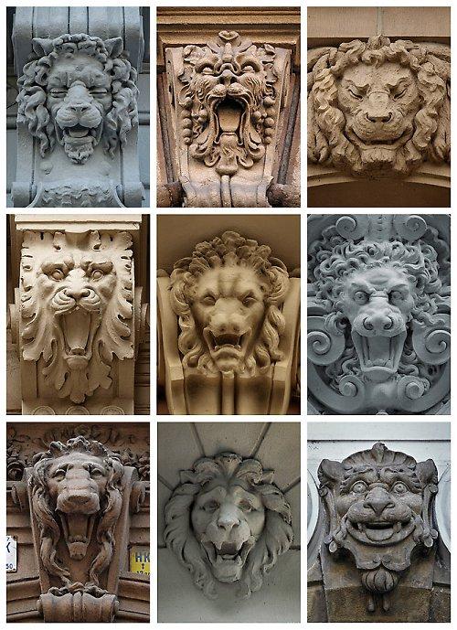 Laughing Lions (Smějící se lvi) - 1