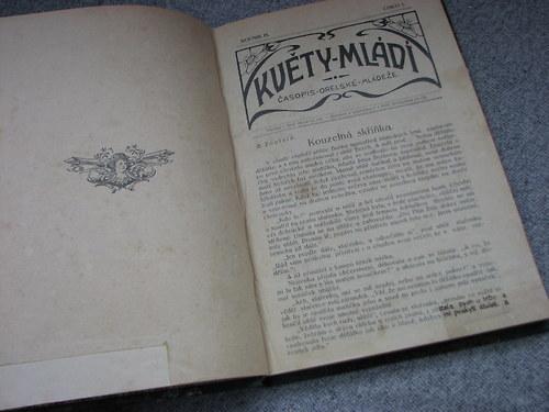 Květy mládí - časopis orelské mládeže, 1926-27
