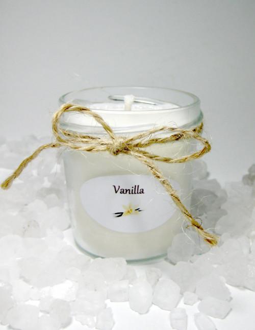 Votivní svíčka - Vanilla