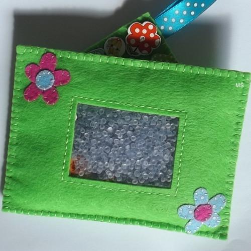 Spybag zelený