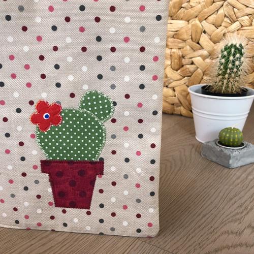 Obal na knihu: Miluji kaktusy!