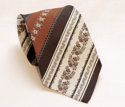 Vintage pánská kravata, 70.léta Anglie