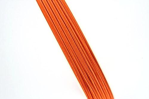 Sutaška 3mm A4302, 4m délka - oranžová tmavá