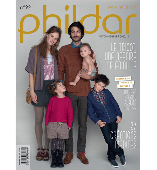 Sleva Katalog Phildar č. 92