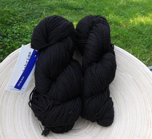 Arroyo - Black, 306 m/100 g (sw merino)