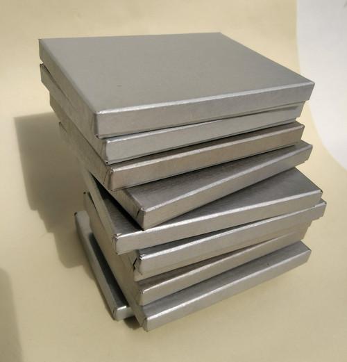 krabička HONZA - stříbrná