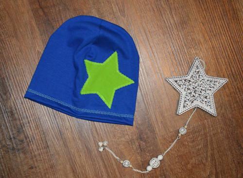 Hvězda na modré