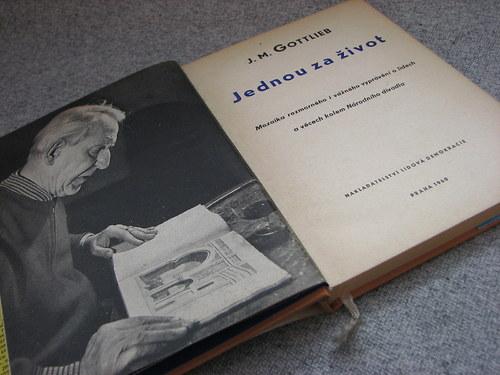 Jednou za život, J.M. Gottlieb, 1960