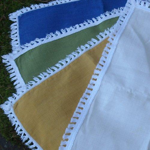 Bavlněné prostírání ve 4 barvách-velká sleva