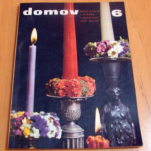 Domov 6/1976 - časopis