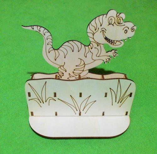 Tyranosaurus REX SUPER DÁREK pro kluky tužkovník