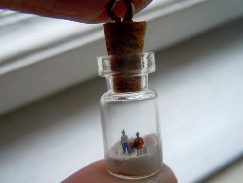 Turisté na Špicberkách