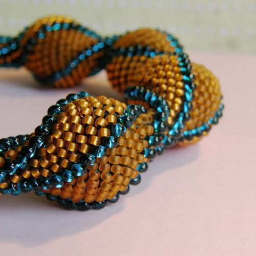 náhrdelník - Hyacinth