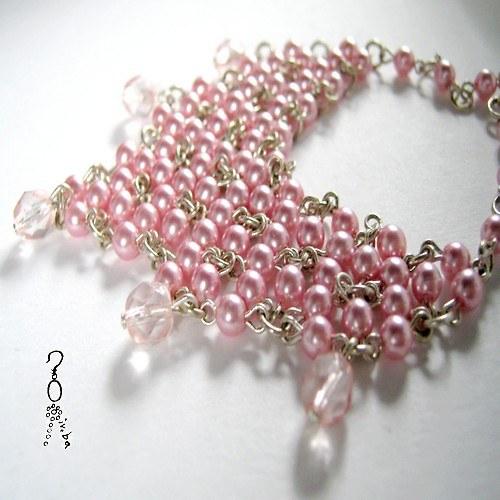 Decentní náhrdelník + náušnice