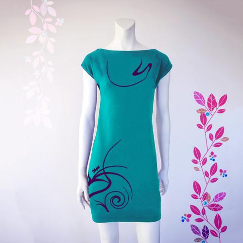 Smart Dress LAGOON LINE Violet