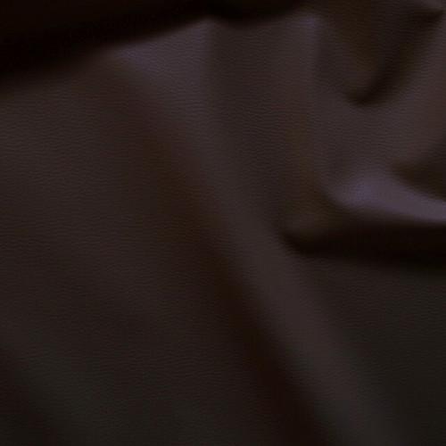BR2 Textilní kůže - koženka HOŘKÁ HNĚDÁ, á1m