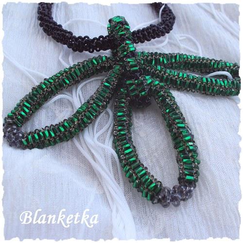 Lesní amulet...náhrdelník