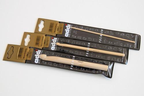 Bambusový háček addi 2,5 mm