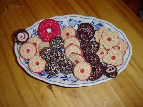 Vánoční cukroví - trvanlivé a 100% dietní :-)