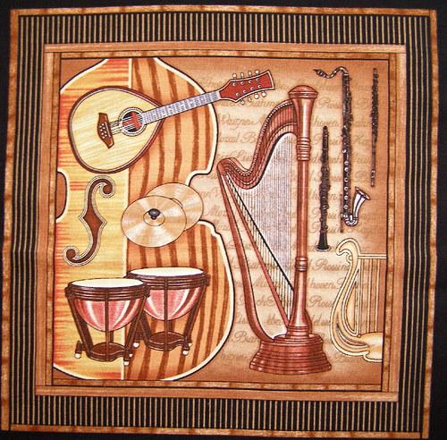 Hudební nástroje II.