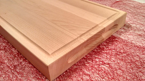 Dřevěné prkýnko silné buk