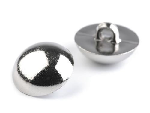 Stříbrné knoflíky, cena za 2ks