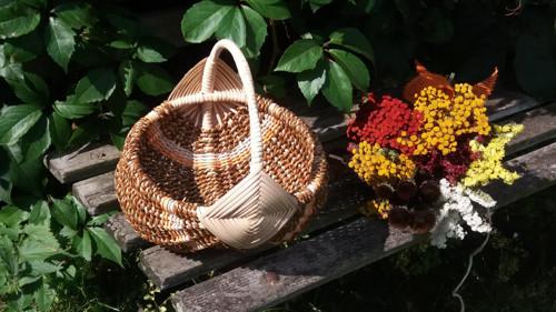 Košík elhar + šéna,menší