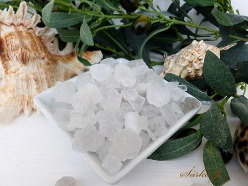 koupelová sůl NATURA - mega krystaly - 1 kg