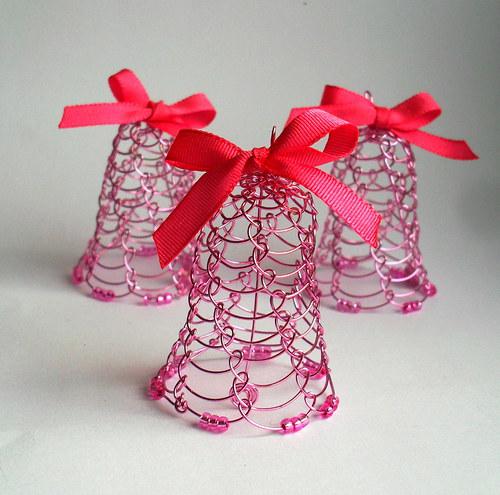 Růžový zvoneček
