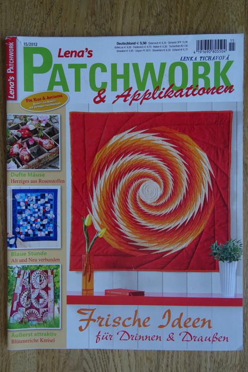Lena´s Patchwork 15/2012