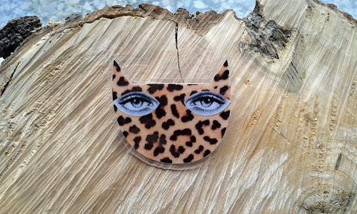 kočka gepardem