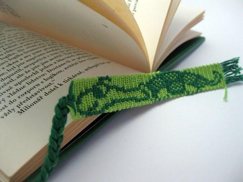 Záložka do knihy - želva