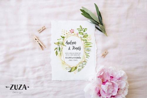 Svatební oznámení no.38