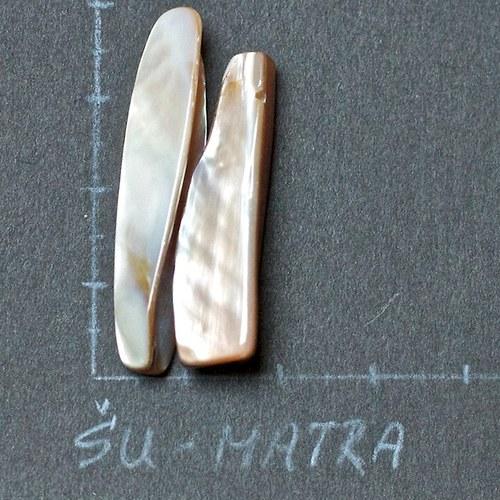 Perleť - tyčky (2 ks)