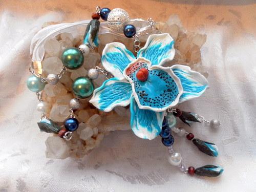 "Nahrdelnik \""Modra Orchidea\"""