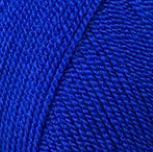 SUPER PERLEE  barva 64 modrá