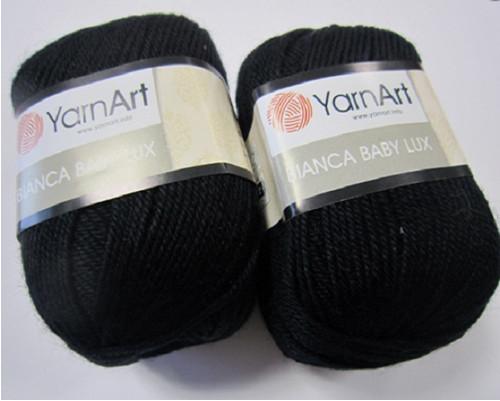 BIANCA BABY LUX barva 351 černá