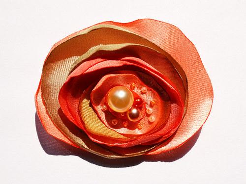Lososová růže