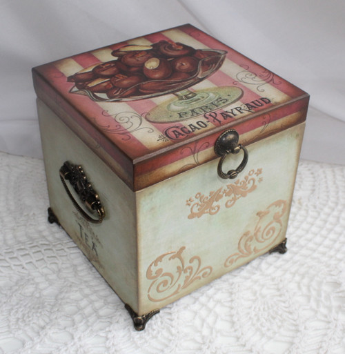 Krabička na bonbony