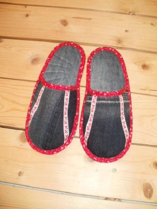 pantofle č.75